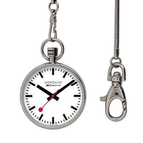 モンディーン(MONDAINE) 懐中時計
