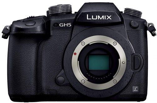 パナソニック(Panasonic) マイクロフォーサーズミラーレス一眼カメラ LUMIX GH5