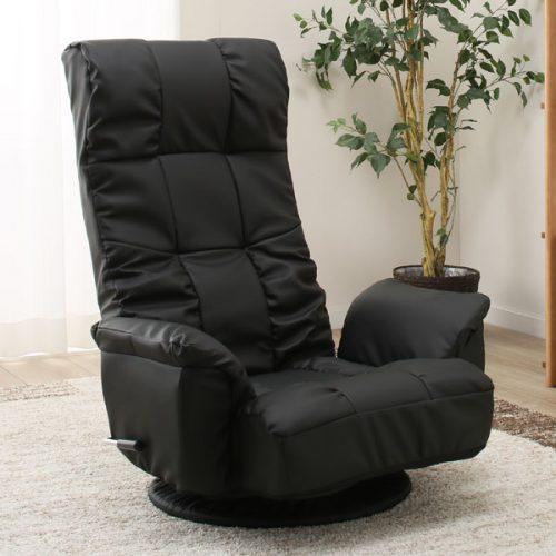 ニトリ(NITORI) ひじ付ポケットコイル回転座椅子