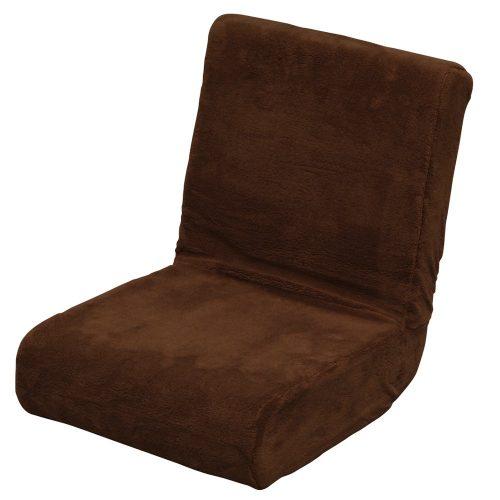 アイリスオーヤマ(IRIS OHYAMA) 座椅子 & 枕 2way ふわふわ フロアチェア