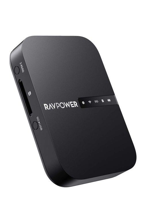 ラブパワー(RAVPower) FileHub RP-WD009