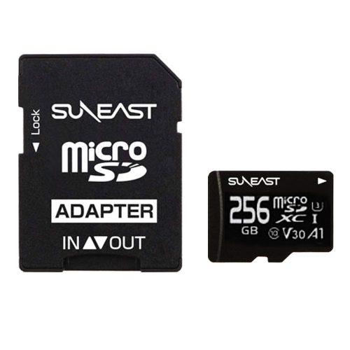 サンイースト(SUNEAST) microSDXCカード 256GB SE-MCSD256GS1