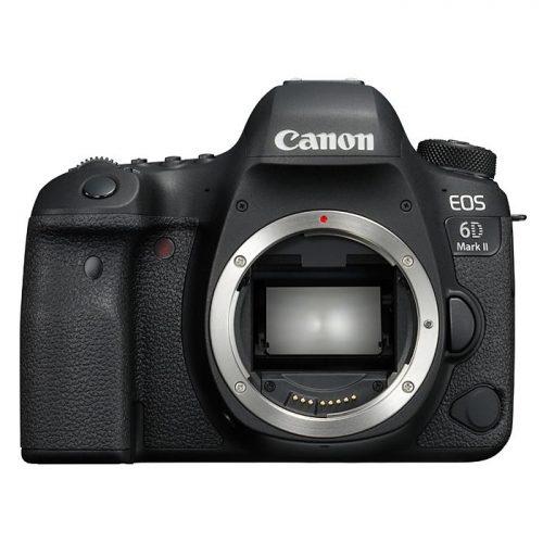 キヤノン(Canon) デジタル一眼レフカメラ EOS 6D Mark II