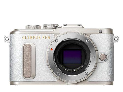 オリンパス(OLYMPUS)ミラーレス一眼カメラ PEN E-PL8 ボディ