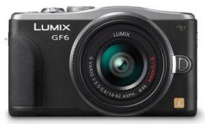 パナソニック(Panasonic) ミラーレス一眼カメラ DMC-GF6 ダブルズームレンズキット