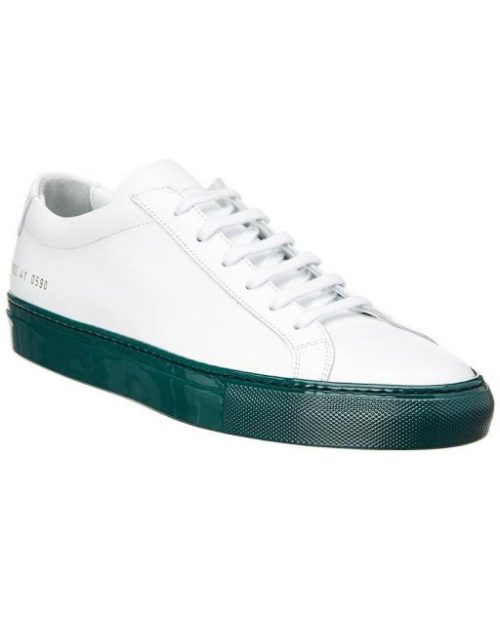 コモン プロジェクト(Common Projects) スニーカー Achilles Low Colored Sole
