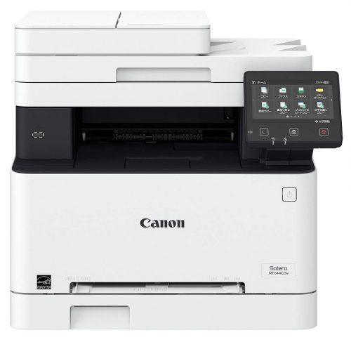 キヤノン(Canon) レーザープリンター A4カラー複合機 Satera MF644Cdw