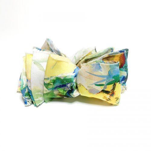 アンジェブルーム(Ange Bloom)トロピカルフラワー バナナクリップ