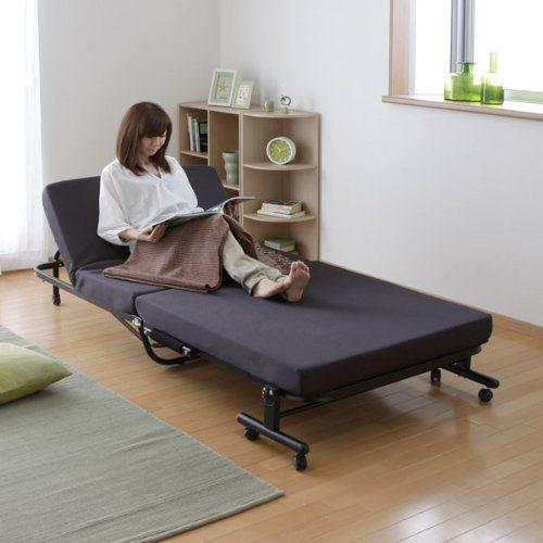 アイリスオーヤマ(IRIS OHYAMA) 折りたたみベッド OTB-KR