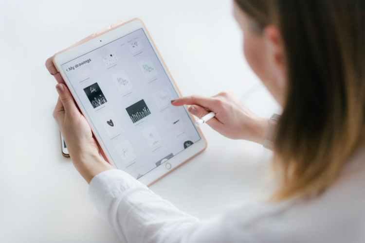 iPad Proケースのイメージ