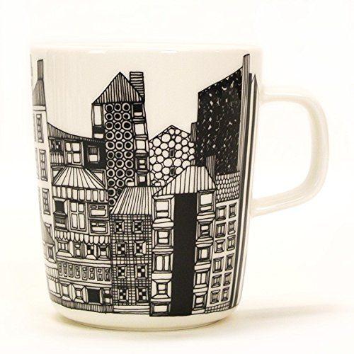 マリメッコ(Marimekko) シイルトラプータルハ マグカップ