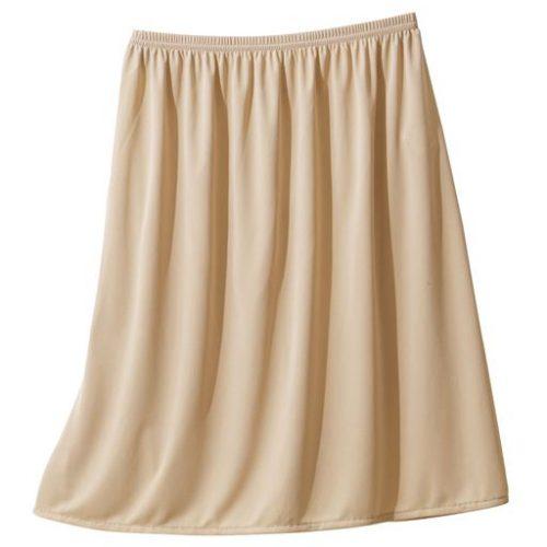 セシール(cecile) スカートに合わせて丈が選べる人気のペチコート