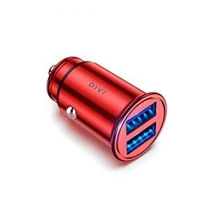 DIVI USB シガーソケットカーチャージャー