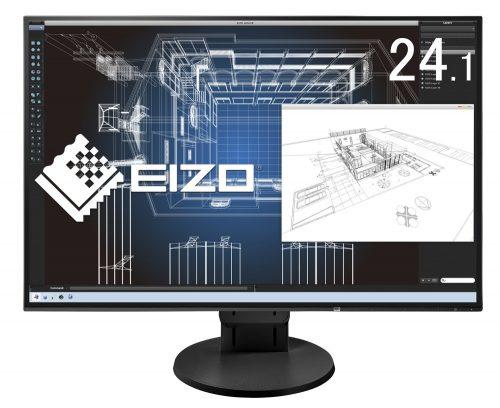 エイゾー(EIZO) FlexScan EV2456-RBK