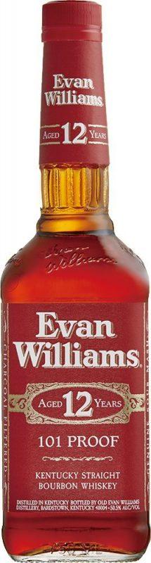 エヴァン・ウィリアムス(Evan Williams) 12年