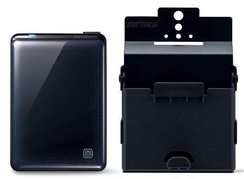 バッファロー(BUFFALO) ポータブルハードディスク HDX-PN500U2/V