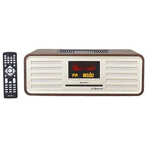 サンスイ(SANSUI) Bluetooth対応CDステレオシステム SMS-850BT