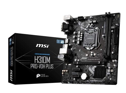 エムエスアイ(MSI) H310M PRO-VDH PLUS