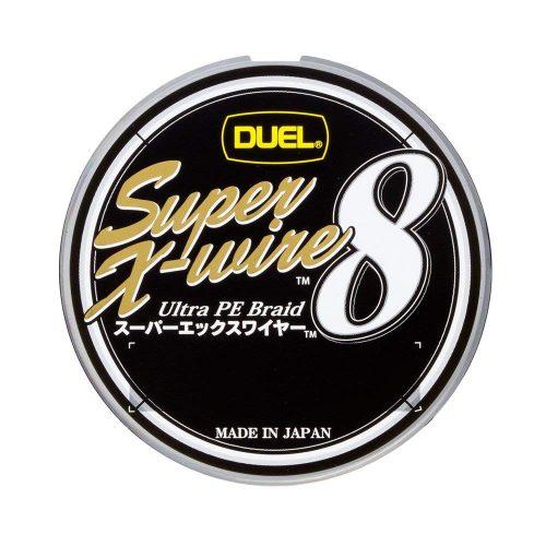 デュエル(DUEL)Super X-wire 8