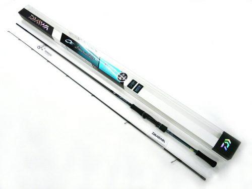 ダイワ(DAIWA) エギングロッド スピニング エメラルダス MX アウトガイドモデル 83ML-S・E