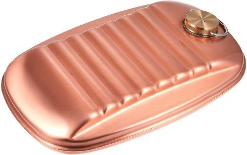 新光金属 湯たんぽ 大 袋付 S-9395L