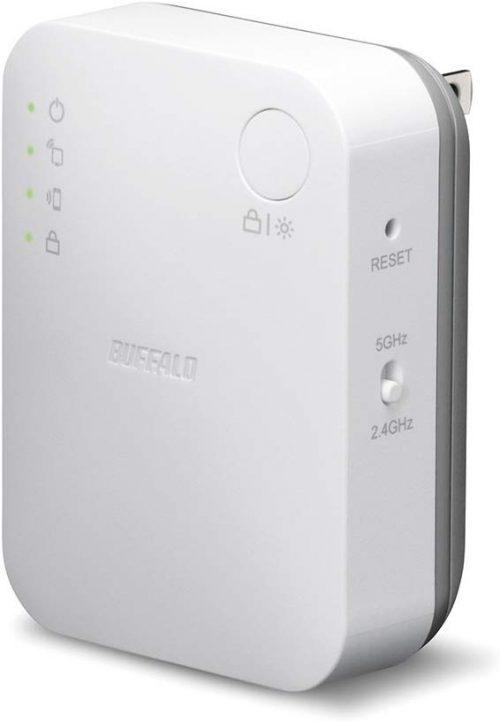 バッファロー(BUFFALO) 無線LAN中継機 WEX-733DHP