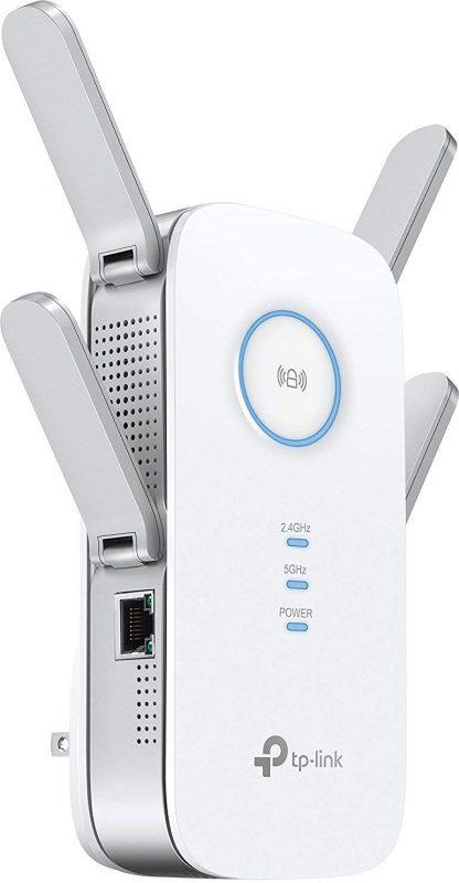ティーピーリンク(TP-Link) 無線LAN中継機 RE650