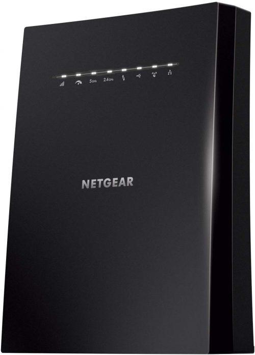 ネットギア(NETGEAR) Wi-Fi中継機 NighthawkX6S EX8000-100JPS