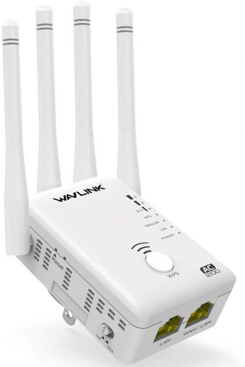 WAVLINK Wi-Fi無線LAN中継機 WL-WN575A3-WI