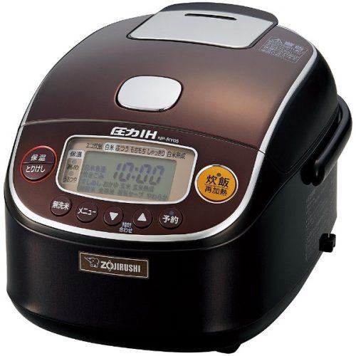 象印マホービン(ZOJIRUSHI) 圧力IH炊飯器 3合炊き 極め炊き NP-RY05