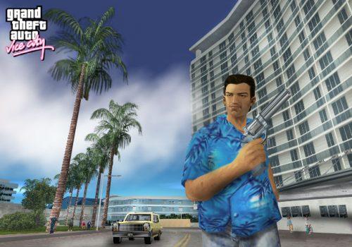 Grand Theft Auto:Vice City - カプコン