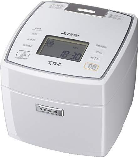 三菱電機(MITSUBISHI) IHジャー炊飯器  備長炭炭炊釜 NJ-VVA18