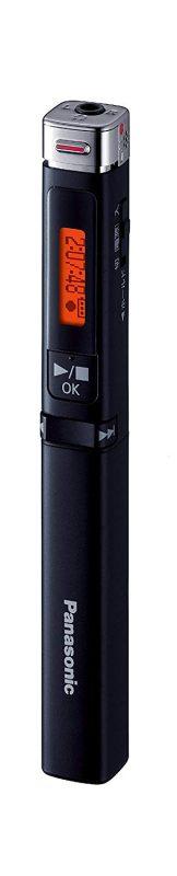 パナソニック(Panasonic) ICレコーダー 8GB スティック型 ブラック RR-XP009-K