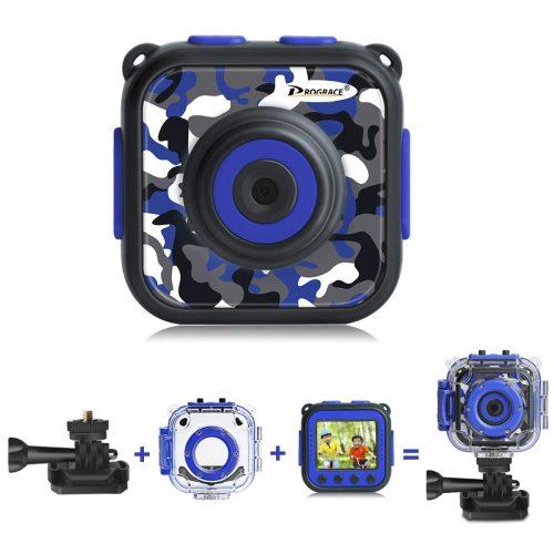 DROGRACE キッズカメラ IP68