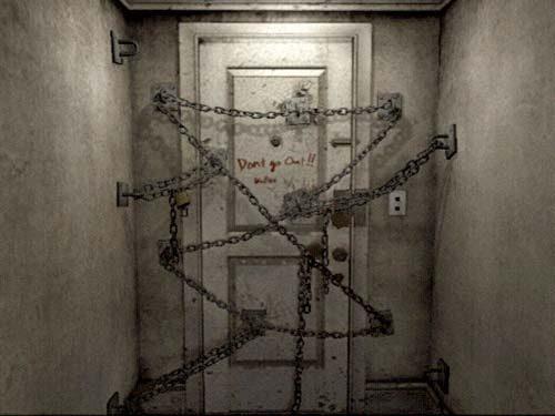 サイレントヒル4 - コナミデジタルエンタテインメント