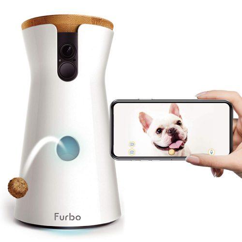Tomofun Furbo ドッグカメラ 001-01WHTOA-1