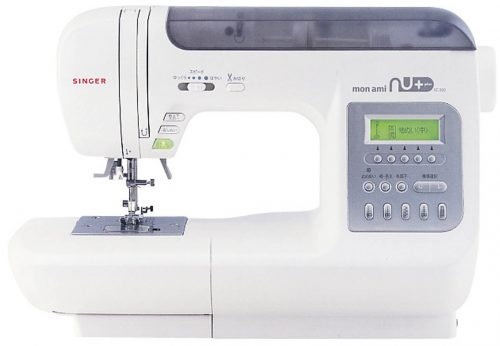 シンガー(SINGER) コンピューターミシン monami nu plus SC200