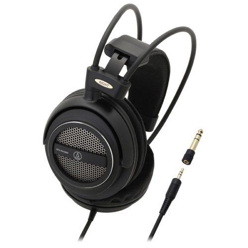 オーディオテクニカ(audio-technica) エアーダイナミックヘッドホン ATH-AVA50