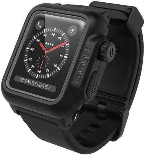 カタリスト(catalyst) Apple Watch 42mm ケース CT-WPAW1742-BK