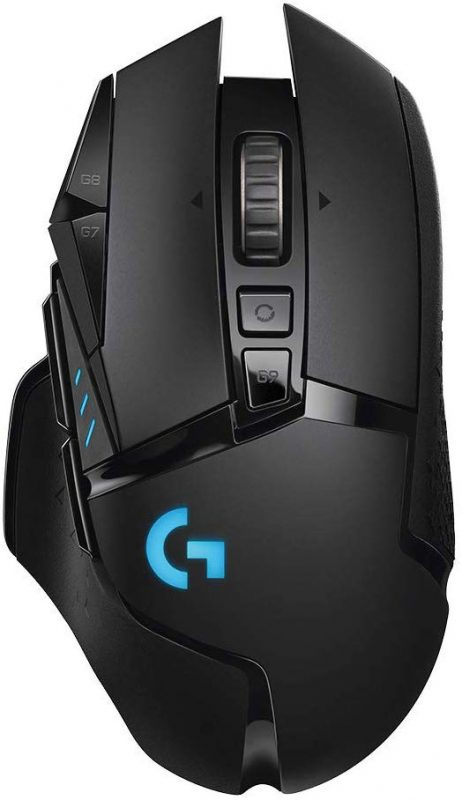 ロジクール(Logicool) LIGHTSPEED WIRELESS GAMING MOUSE G502