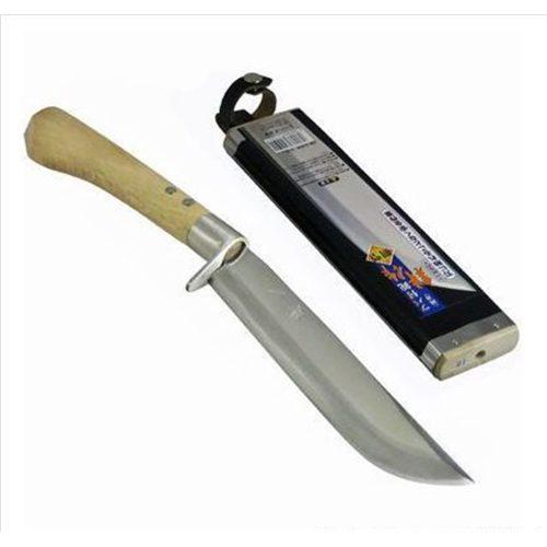 耕作 ツバ付両刃鉈 剣型 210mm