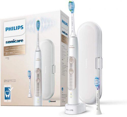 フィリップス(Philips) ソニッケアー 電動歯ブラシ エキスパートクリーン HX9662/06