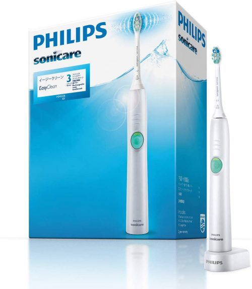 フィリップス(Philips) ソニッケアー イージークリーン 電動歯ブラシ  HX6526/01
