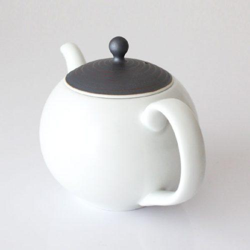 キハラ(KIHARA) こだわりの茶葉ポット 茶葉ポット 錆線紋