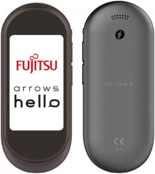 富士通(FUJITSU) arrows hello AT01