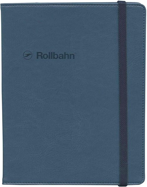 デルフォニックス ロルバーン リング用 ポケット付メモカバー A5