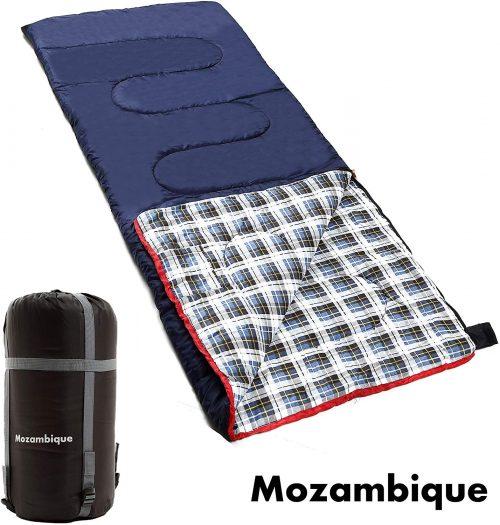 モザンビーク(Mozambique) 封筒型 シュラフ