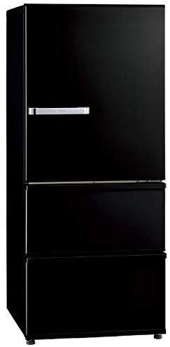 アクア(AQUA) 3ドア冷蔵庫 AQR-SV27H-K