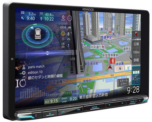 ケンウッド(KENWOOD) 彩速ナビ MDV-M906HDW