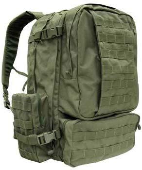 コンドル(CONDOR) タクティカルギア 125 3DAYSアサルトバックパック